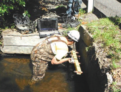 Sonic/Ultrasonic Measurements in the Field